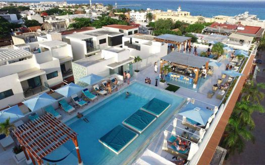 hotel for sale 3 playa del carmen 8 525x328 - Hotel for Sale #27